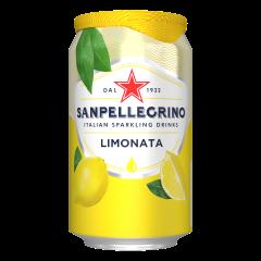 San Pellegrino Limonata 0.33 l Plech