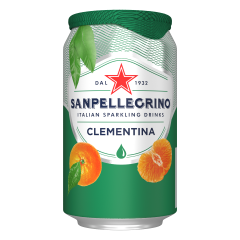 San Pellegrino Clementina 0.33 l Plech
