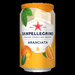 San Pellegrino Aranciata 0.33 l Plech