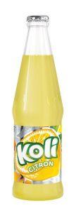 Limo KOLI 0,33 l Citron SKLO