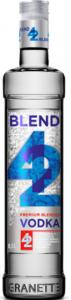 Vodka 42 Blended 0.5 l 42%