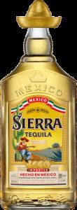 Tequila Sierra 1.0 l Gold 38%