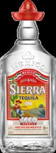 Tequila Sierra 1.0 l Silver 38%