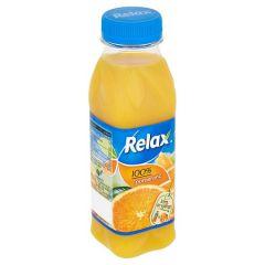 Relax 0.3 l PET Pomeranč 100%