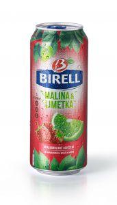 Birell 0.5 l LimetkaMalina PLECH