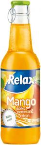 Relax sklo Mango 0.25 l