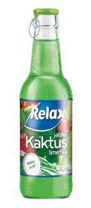 Relax sklo Kaktus 0.25 l