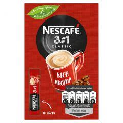 Nescafe 3v1 10x16.5 g sáček