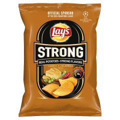Lays 65g Cheese a Jalapeno