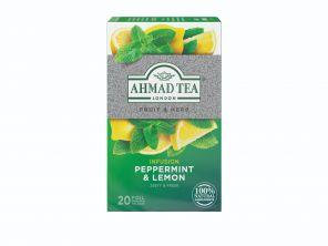 Ahmad Peppermint-Lemon 20 ks HB
