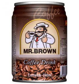 Mr.Brown 0.24 l Classic plech