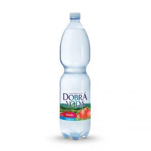 Dobrá voda 1.5 l Jahoda