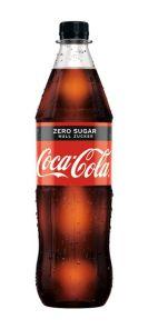 Coca Cola Zero 1.0 l PET