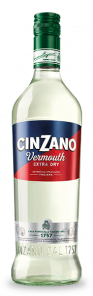 Cinzano Extra Dry 1.0 l 18%