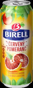 Birell 0.5 l Červený pomeranč PLECH