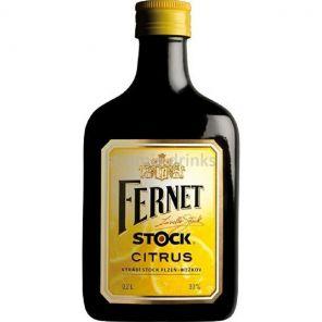 Fernet Citrus 0.2 l 27%