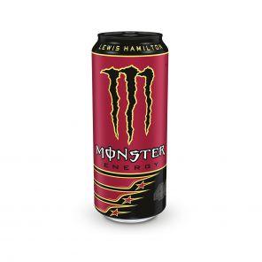 Monster Lewis Hamilton 0.5 l PLECH