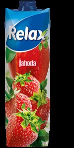 Relax Jahoda 1.0 l