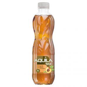 Aquila čaj 0.5 l Broskev PET