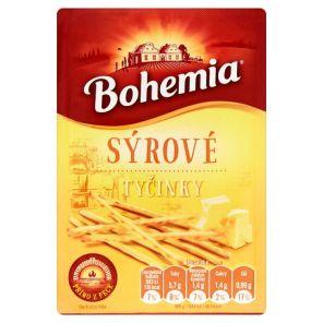 Sýrové tyčinky 85 g Bohemia