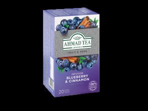 Ahmad Blueberry Cinnamon 20 ks HB
