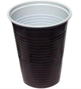 Kelímek 0.2 l káva plast 100ks