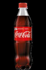 Coca Cola 0.5 l PET
