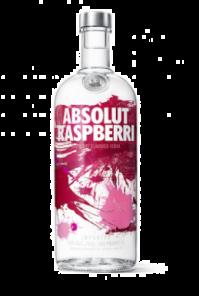 Absolut Raspberri 1.0 l 40%