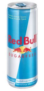 Red Bull 0.25 l Sugar Free