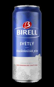 Birell Nealko 0.5 l PLECH