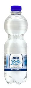 Aqua Bella 0.5 l Nesycená PET