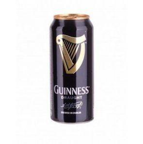 Guinness Draught Plech 0.44 l