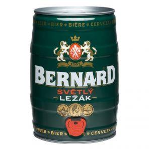 Bernard soudek světlý ležák 5 L