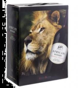 African Winery Pinotage 3.0 l BIB