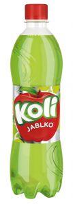 Limo KOLI 0,5 l Jablko PET