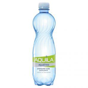 Aquila 0.5 l PET Jemně Perlivá