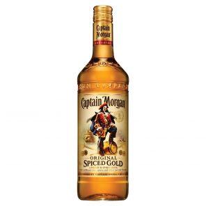 Captain Morgan 1.0 l Spiced 35%