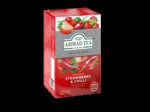 Ahmad Strawberry Chilli 20 ks HB