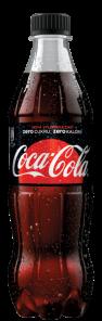 Coca Cola Zero 0.5 l PET