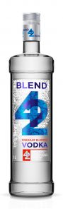 Vodka 42 Blended 1.0 l 42%