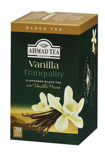 Ahmad Vanilla Tea 20 ks HB