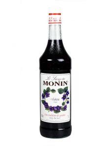 Monin Violet 1,0 l Fialka