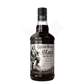 Captain Morgan 1.0 l Black Spiced 40%