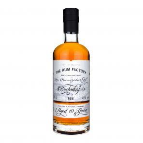 The Rum Factory 10Y 41% 0.7 l