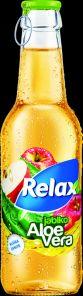 Relax sklo Aloe Vera 0.25 l