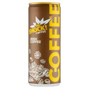 Shock Coffee Irish 250ml