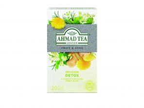 Ahmad Detox Tea 20 ks HB