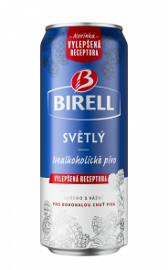 Birell Nealko 0.33 l PLECH
