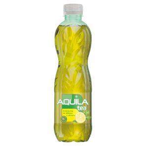Aquila čaj 0.5 l Zelený+Citron PET
