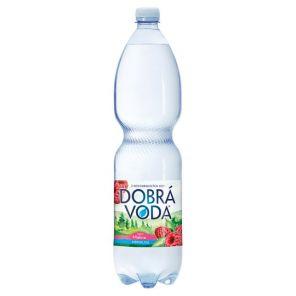 Dobrá voda 1.5 l Malina